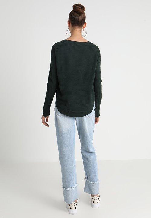 ONLY ONLCAVIAR - Sweter - green gables Odzież Damska ZHZB-UP4 tani