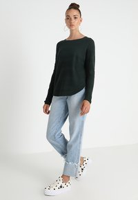 ONLY - ONLCAVIAR  - Maglione - green gables - 1
