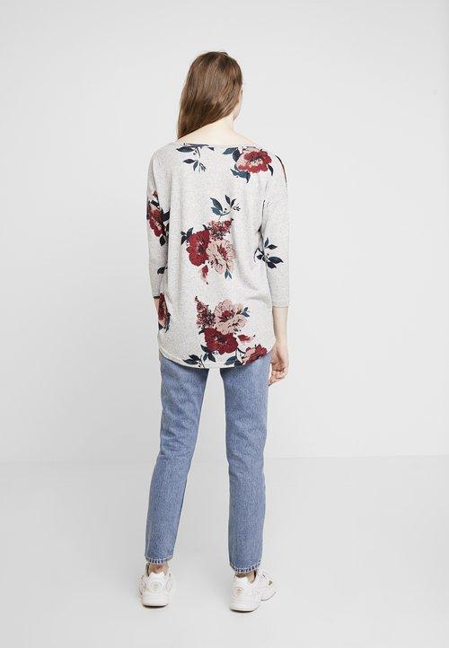 ONLY ONLELCOS - Sweter - light grey melange Odzież Damska WEAG-OA3 ekonomiczny