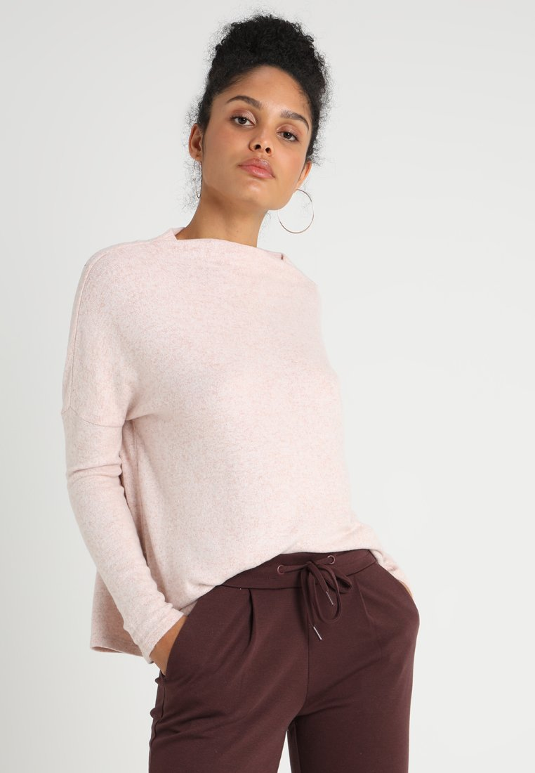 ONLY - ONLKLEO  - Jumper - rose dawn/melange