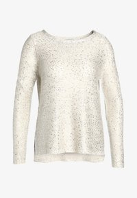 pumice stone/matching sequins