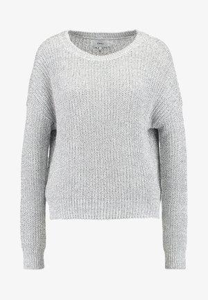ONLNANCY  - Svetr - light grey melange