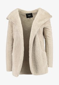 ONLY - ONLNEW CONTACT HOODED - Winterjacke - pure cashmere - 3