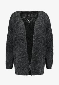 ONLY - ONLHAVANA  - Vest - dark grey melange - 3