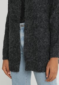 ONLY - ONLHAVANA  - Vest - dark grey melange - 4