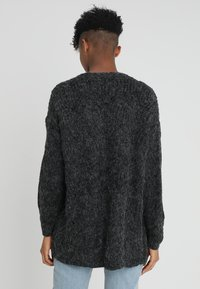 ONLY - ONLHAVANA  - Vest - dark grey melange - 2