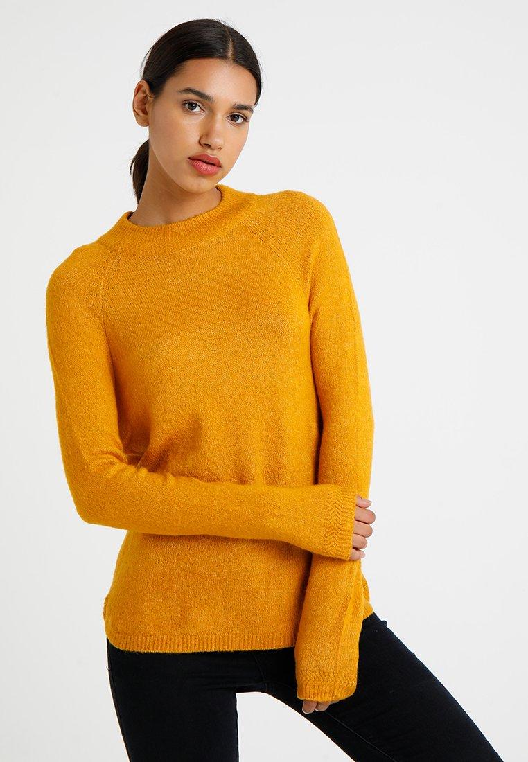 ONLY - ONLMIRAMAR CELIA - Svetr - golden yellow