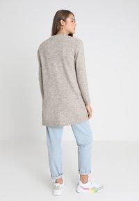 ONLY - Vest - simply taupe melange - 2