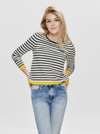 ONLY - Sweter - black - 0