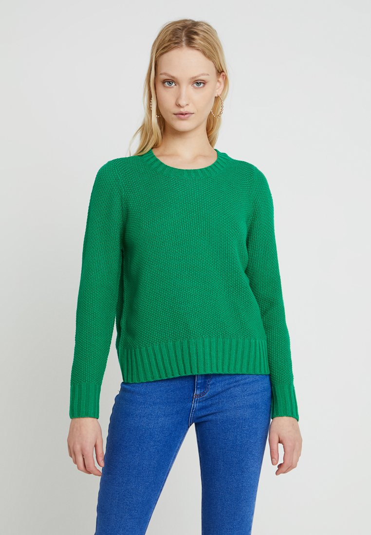 ONLY - ONYLIA - Strickpullover - jolly green