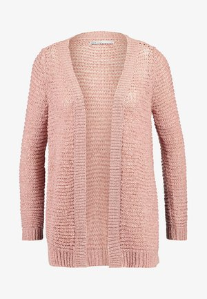 ONLELLI CARDIGAN - Gilet - misty rose
