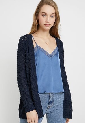 ONLELLI CARDIGAN - Cardigan - night sky