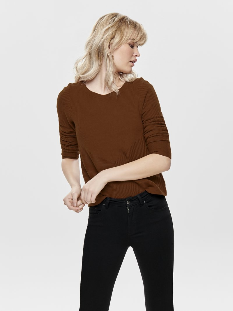 ONLY - Maglione - brown