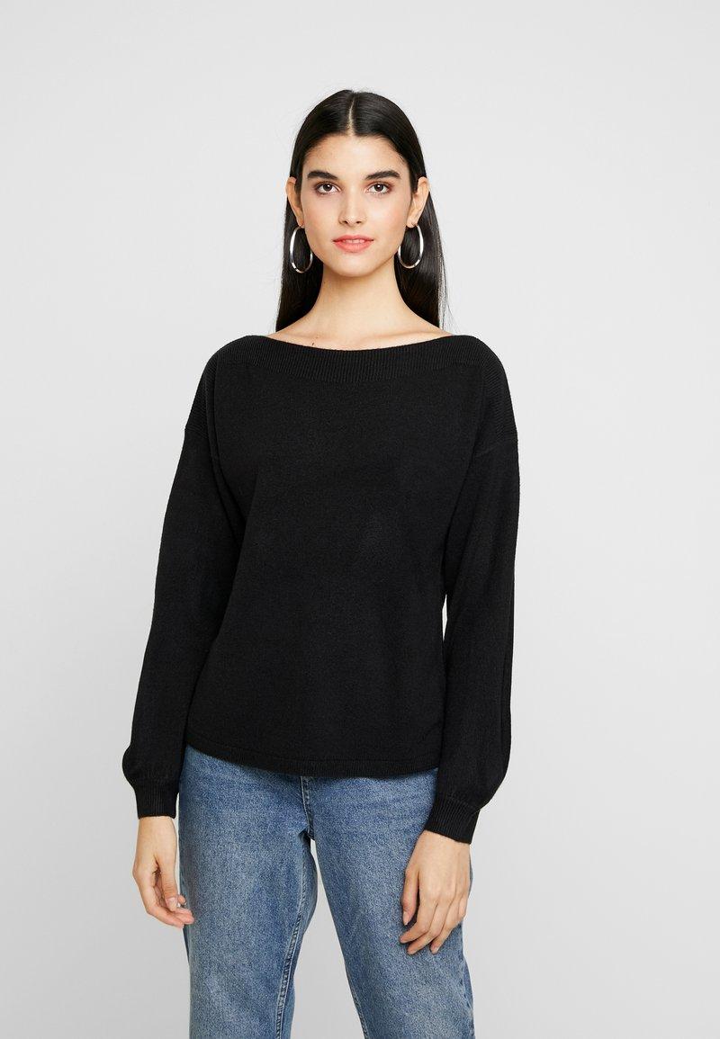 ONLY - ONLJESSIE  - Jersey de punto - black