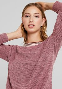 ONLY - ONLALBA - Maglione - dry rose - 3