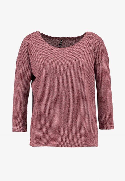 ONLY ONLALBA - Sweter - dry rose Odzież Damska YJVP-AC7 30% OBNIŻONE