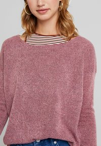 ONLY - ONLALBA - Maglione - dry rose - 5
