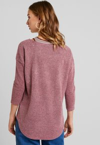 ONLY - ONLALBA - Maglione - dry rose - 2