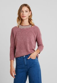 ONLY - ONLALBA - Maglione - dry rose - 0