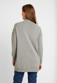 ONLY - ONLKAYSA CARDIGAN - Cardigan - medium grey melange - 2