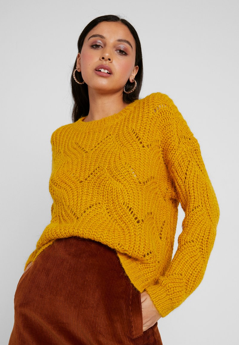 ONLY - ONLHAVANA - Jumper - golden yellow