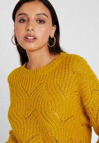 ONLY - ONLHAVANA - Svetr - golden yellow - 4