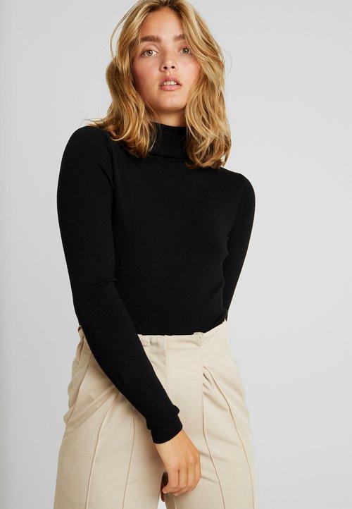 oferta ONLY ONLVENICE - Sweter - black Odzież Damska MQIG-OK4