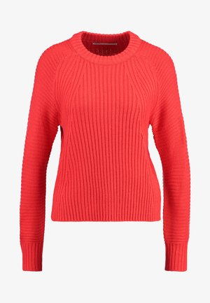 ONLGALENA - Pullover - fiery red
