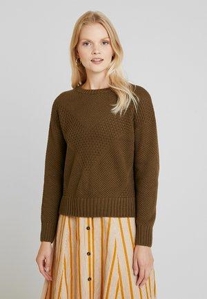 ONLEMILIA - Sweter - beech