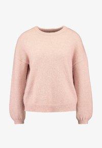 ONLY - ONLROSIE - Pullover - misty rose melange - 4