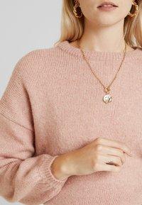 ONLY - ONLROSIE - Pullover - misty rose melange - 5