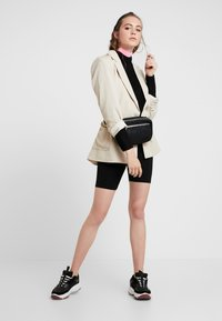ONLY - ONLAVA HIGHNECK - Pullover - black - 1
