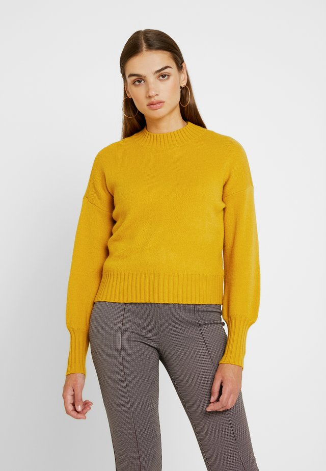 ONLNANNA - Jersey de punto - golden yellow