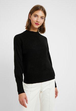 ONLNANNA - Pullover - black