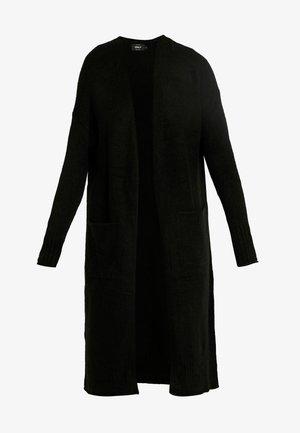 ONLCLEAN CARDIGAN - Cardigan - black