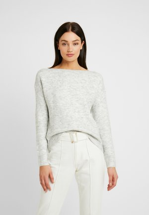ONLAURELIE - Trui - light grey melange