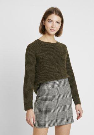 Pullover - beech/melange