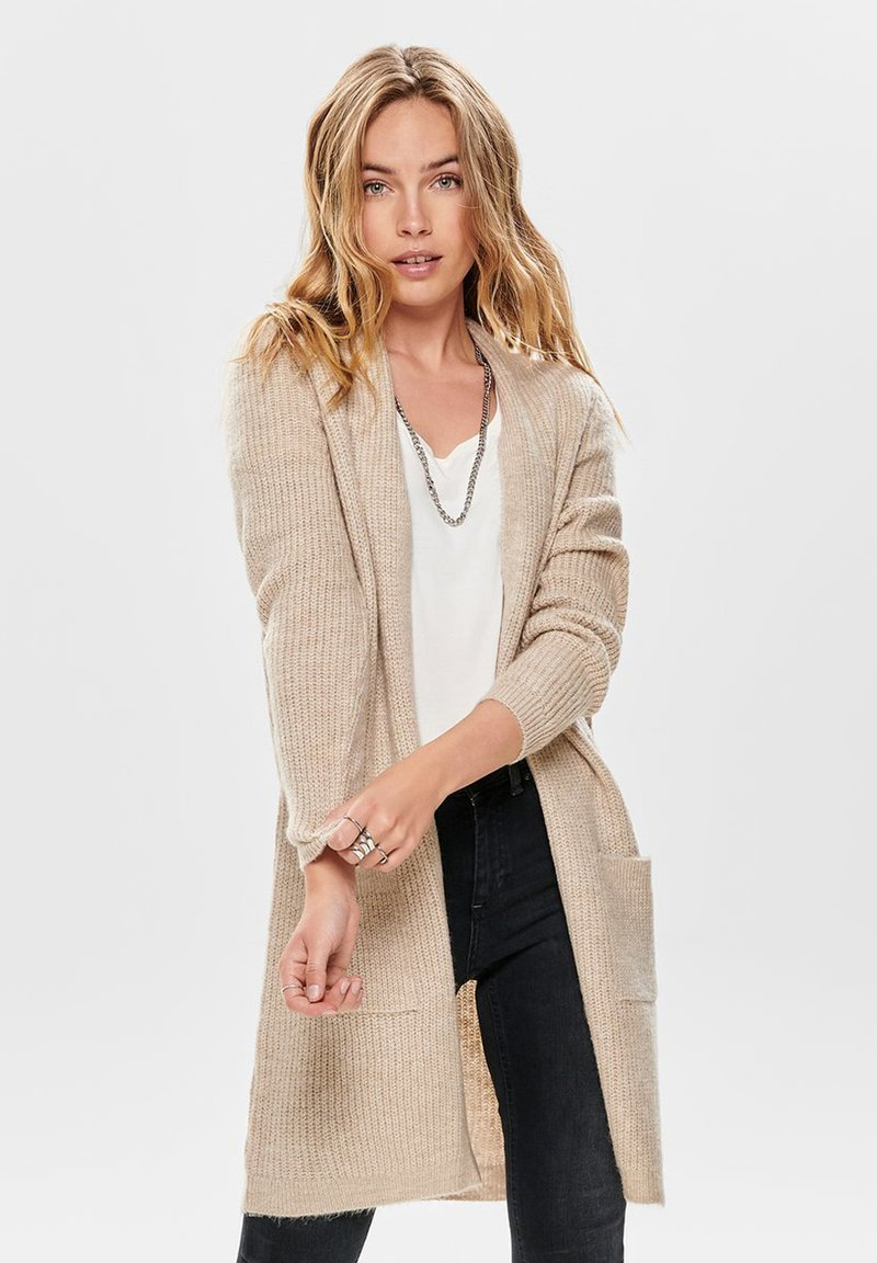 ONLY - Cardigan - light brown