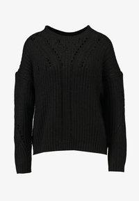 ONLY - ONLBARBARA - Pullover - black - 4