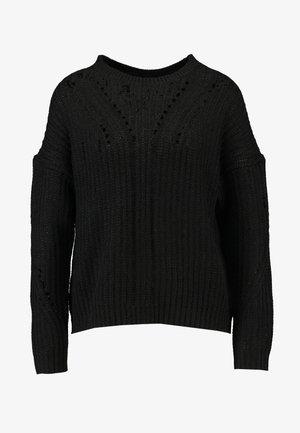 ONLBARBARA - Jersey de punto - black