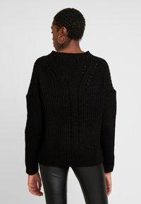 ONLY - ONLBARBARA - Pullover - black - 2