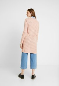 ONLY - ONLASTER LONG CARDIGAN - Cardigan - misty rose - 2