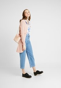 ONLY - ONLASTER LONG CARDIGAN - Cardigan - misty rose - 1