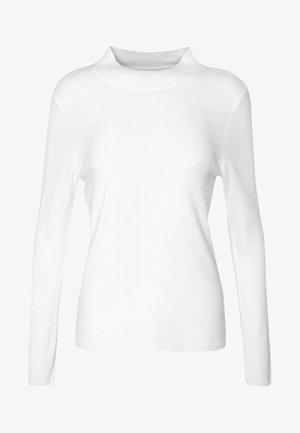 ONLROSE  - Strikkegenser - white