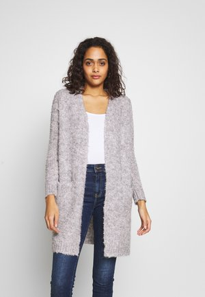 ONLFREPOP  - Cardigan - light grey melange