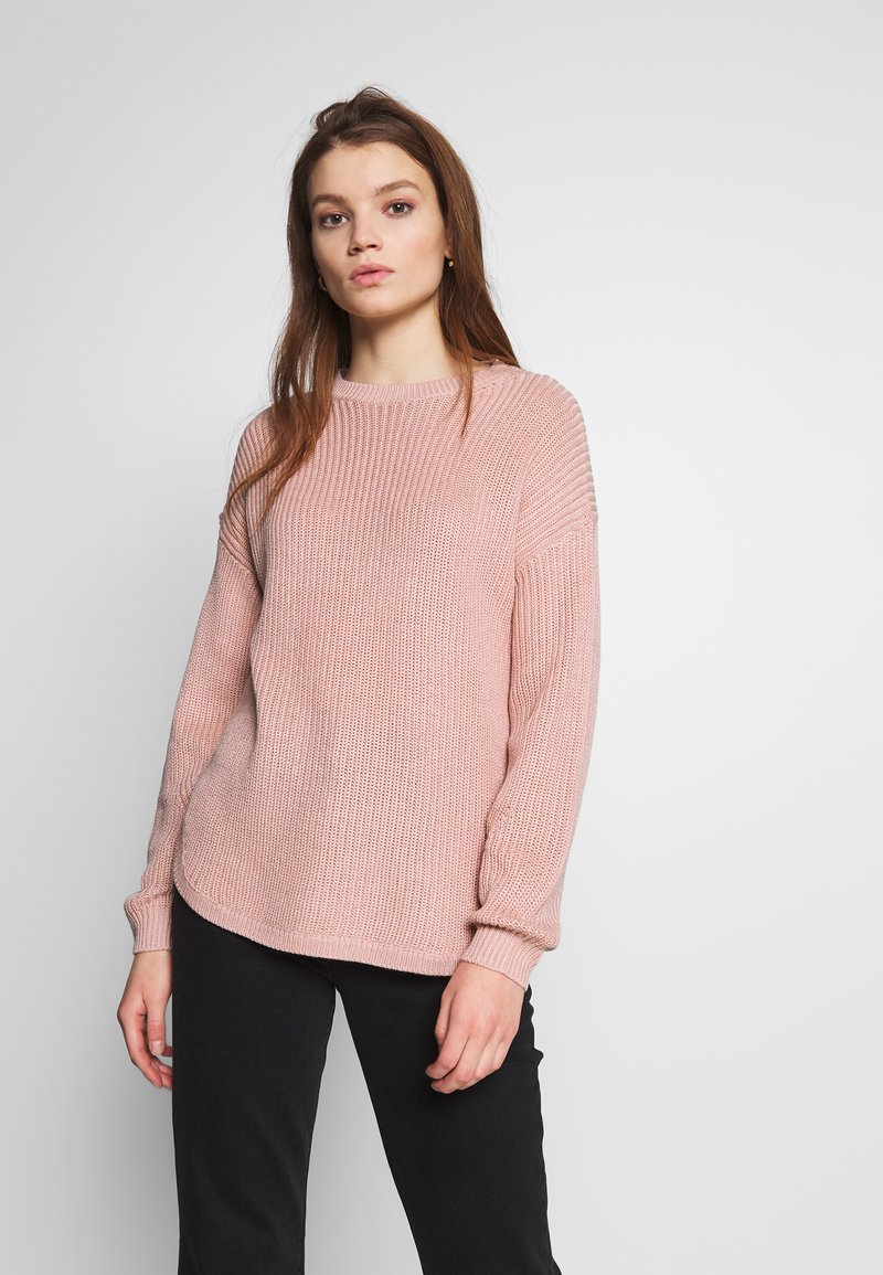 ONLY - ONLARONA - Jersey de punto - rose smoke