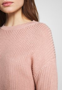 ONLY - ONLARONA - Jersey de punto - rose smoke - 4