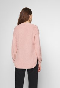 ONLY - ONLARONA - Jersey de punto - rose smoke - 2