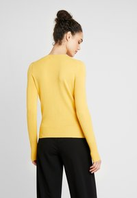 ONLY - ONLVENICE O-NECK - Jumper - yolk yellow - 2