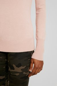 ONLY - ONLVENICE O-NECK - Jumper - rose smoke - 3
